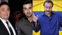 Throwback Video Of Rishi Kapoor Being Emotional Seeing Son Ranbir Kapoor's Transformation In 'Sanju'