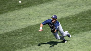 The joy and pain of diving catches