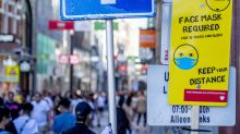 Immer mehr Städte erlassen Maskenpflicht im Freien