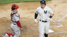 Christian Vazquez attempts dig at Yankees after Red Sox' latest New York loss