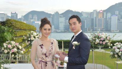 37歲阿嬌正式註冊 老闆楊受成做證婚人送囡出嫁
