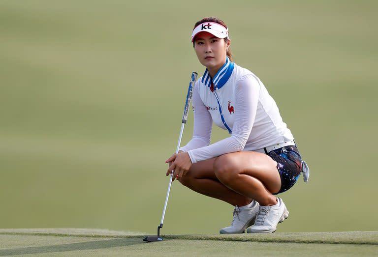 Kim Ha-Neul grabs LPGA US Women's Open lead