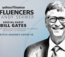 Influencers with Andy Serwer: Bill Gates