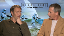 Watch 'Rogue One' Star Ben Mendelsohn's Heartbreak Upon Learning Mads Mikkelsen Chatted With Rebel Actors on Set