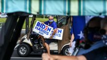 Growing antipathy to Trump among Florida's seniors as virus rages