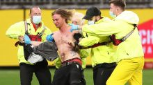 'Idiotic': AFL streaker forced into quarantine and fined $50,000
