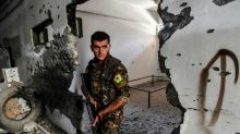 After IS, rotting corpses and empty jail cells in Syria's Raqa