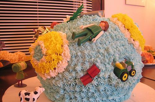Earth really is full of game cakes