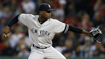 MLB puts Yanks' Germán on leave under DV policy