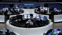 Global stocks edge up as oil gets slight bounce