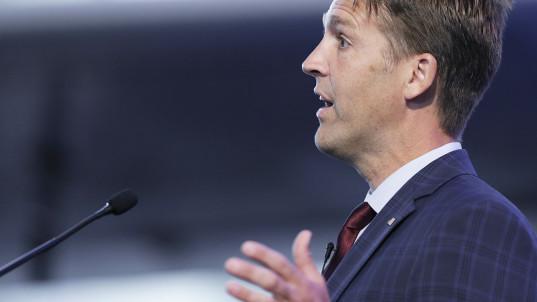 GOP senator bucks conventional wisdom on tax bill