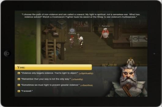 The Daily Grind: What MMO would be great on tablets?