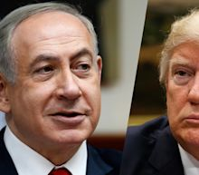 With Netanyahu visit, Trump faces difficult test on Israel this week