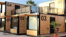 Flying Nest, un nouveau concept d'hôtel éphémère et nomade