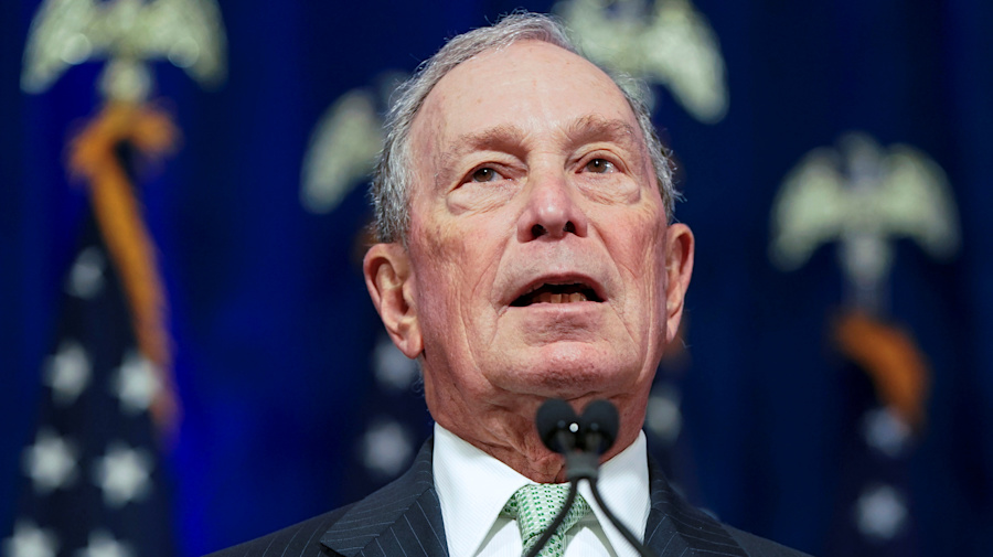 Bloomberg to pledge $70B to bolster black America