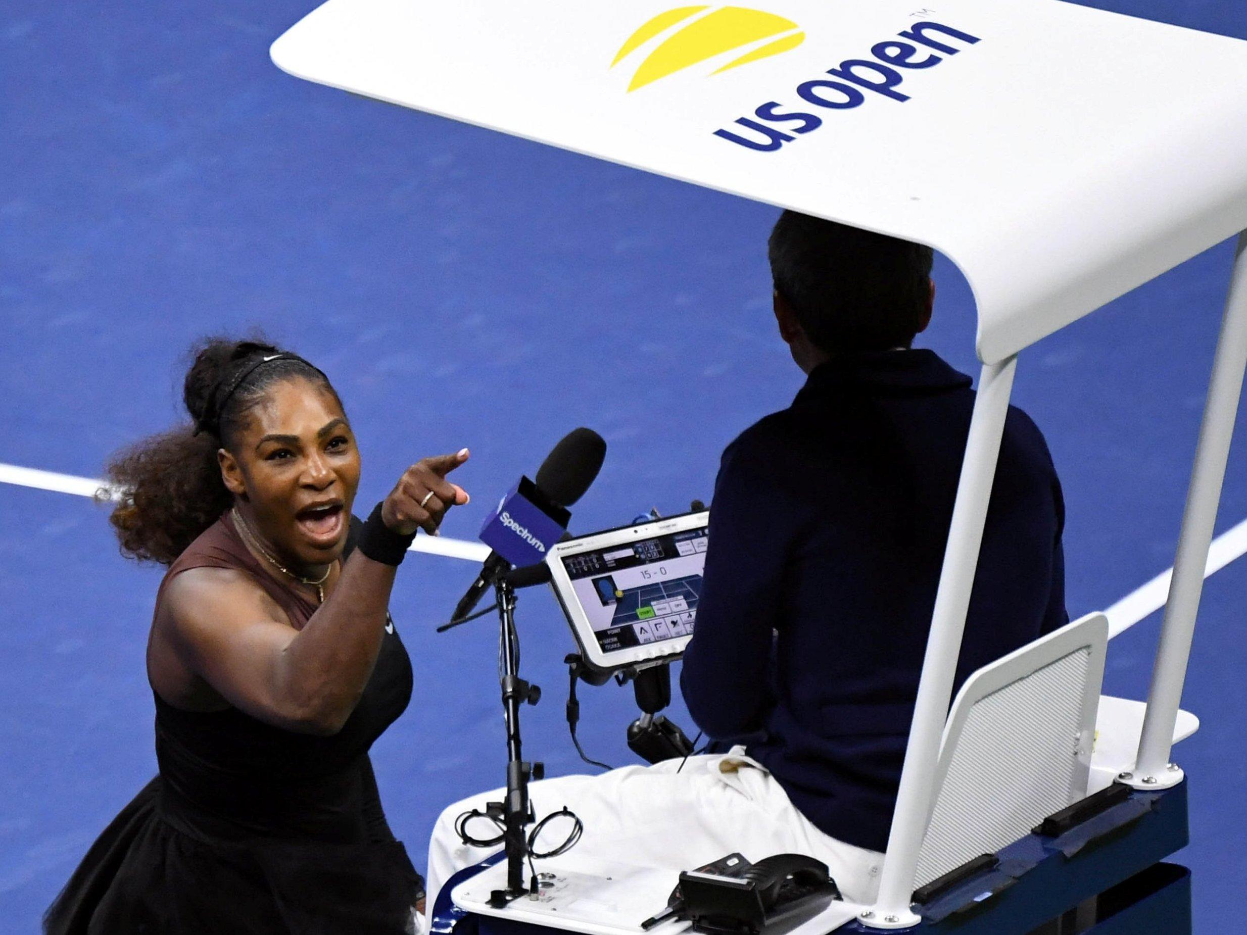Serena Williams: Umpire breaks silence over US Open final controversy