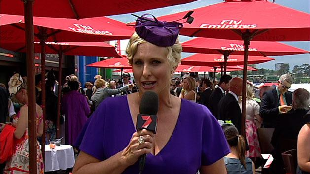 Revenge on Melbourne Cup day