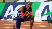 Atleta británico Farah rompe el récord mundial de la hora en Bruselas