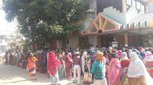 Maharashtra: In midst of lockdown, 200 gather to celebrate BJP MLA's birthday