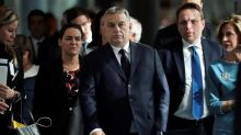 Hungary pulls its ruling party out of EU's conservatives