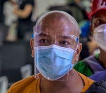 Coronavirus: Millions return to lockdown in Philippines