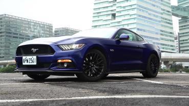美式暴力 Ford Mustang 5.0L GT
