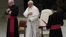 Dans un documentaire, le pape François défend le droit à l'union civile des homosexuels