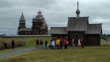 Los rusos descubren el país más grande del mundo