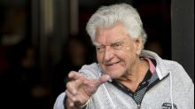 David Prowse couldn't say goodbye to family because of COVID restrictions