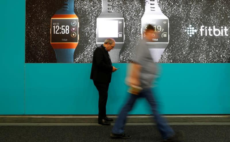 Exclusive: Google owner Alphabet in bid to buy Fitbit – sources