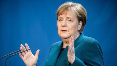 """Angela Merkel mahnt zur Geduld: """"Eine Pandemie kennt keine Feiertage"""""""