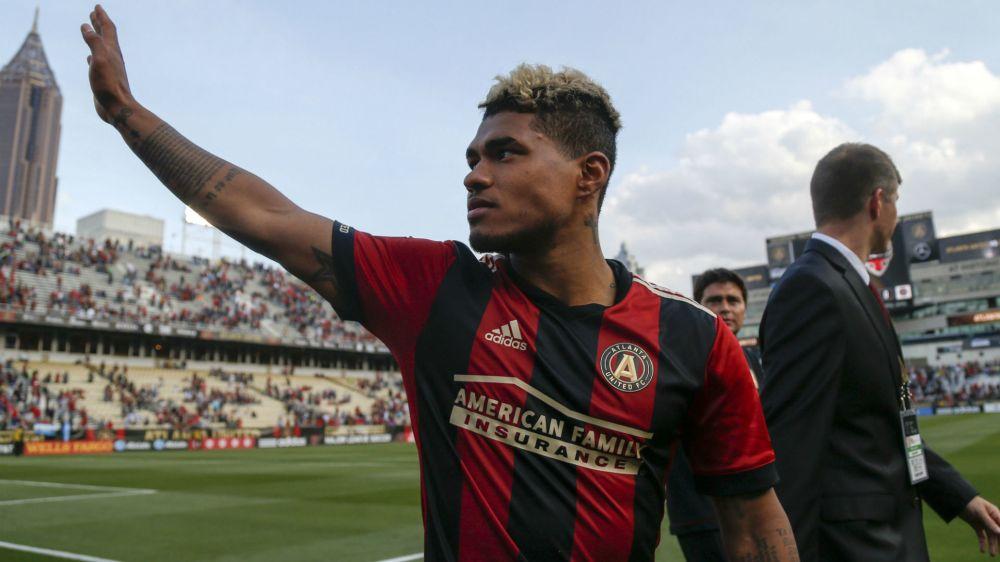 Atlanta United striker Josef Martinez out 4-6 weeks