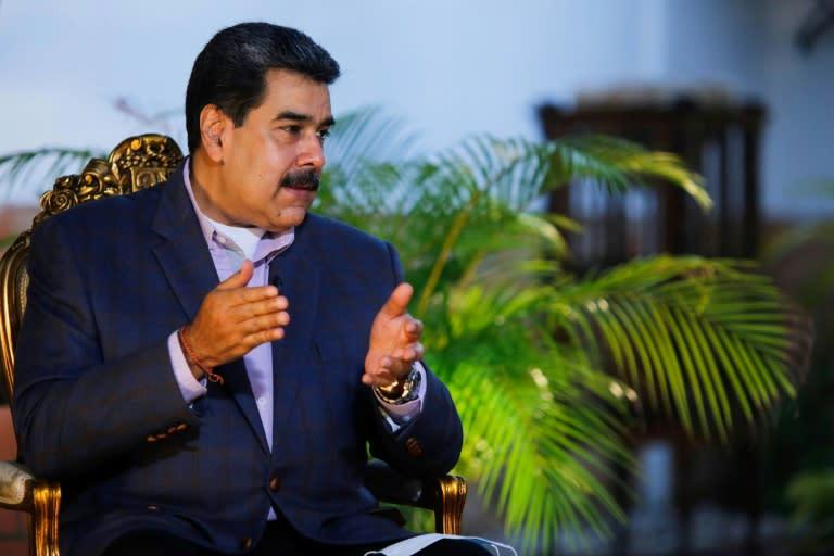 Maduro invites UN, EU observers to Venezuela election