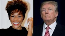 Did Donald Trump try to save Whitney Houston from addiction? Beach Boys singer Mike Love says so.