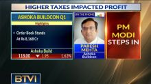 Expect Growth Momentum To Continue In Coming Quarters: Paresh Mehta, Ashoka Buildcon