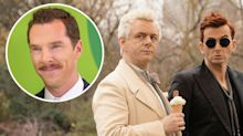 Benedict Cumberbatch to play Satan in Neil Gaiman's 'Good Omens'