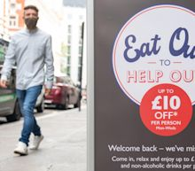 'Eat Out to Help Out' accelerated second wave of coronavirus in UK, study says