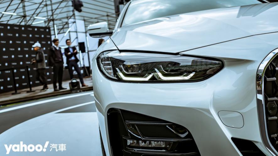 全集中呼吸法-肺之呼吸!2021 BMW 4-Series 236萬起登台上市! - 4