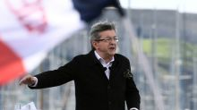 Who is France's surging far-left candidate Melenchon?