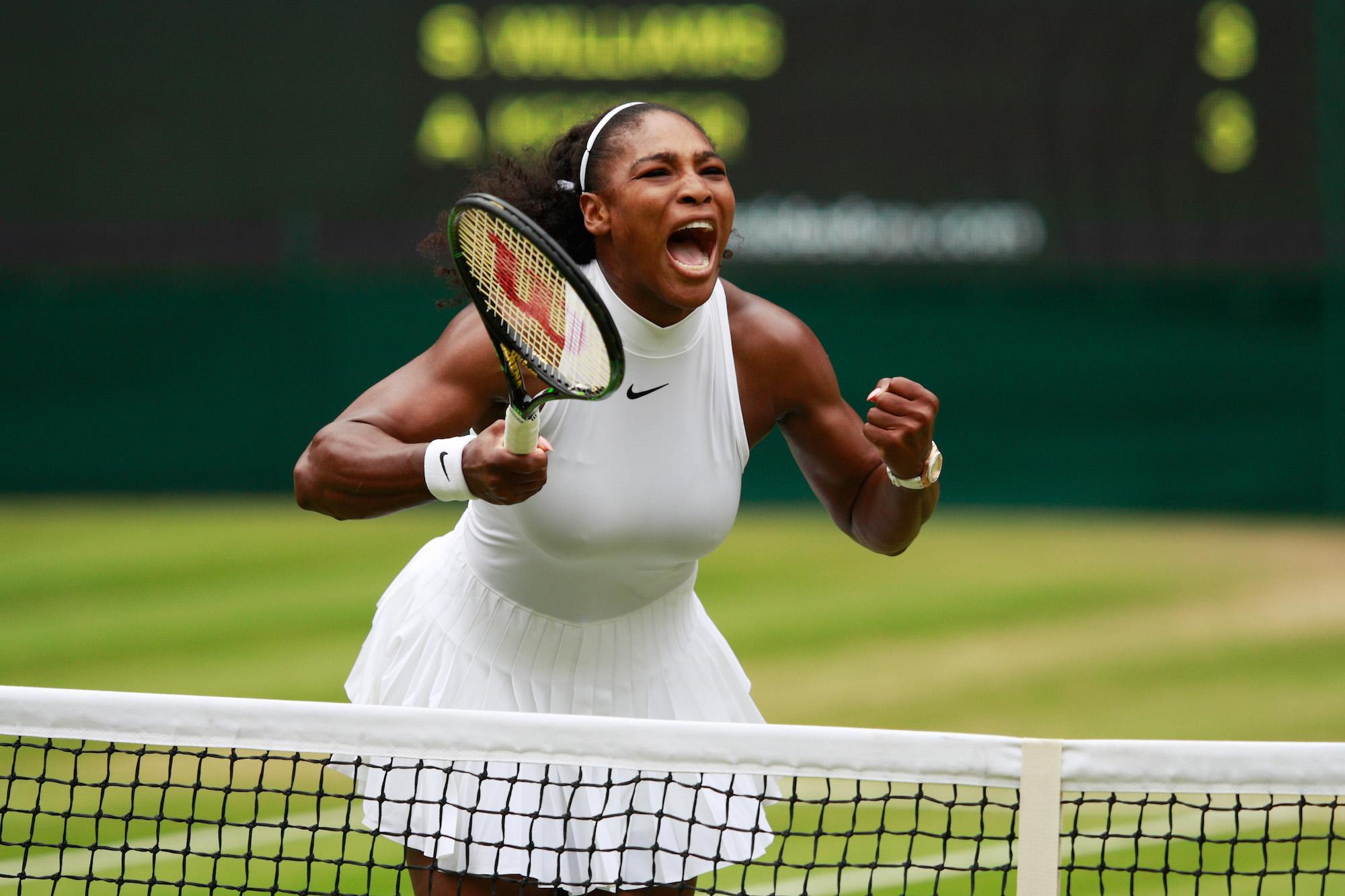 Serena Williams got handed an easy ride at Wimbledon — and 1 of ...