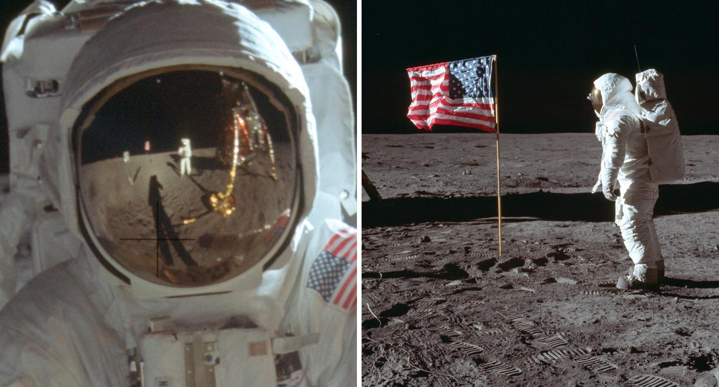 moon landing conspiracy theories - 1404×756