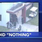 Sheriff: Deputy never entered school in Florida shooting
