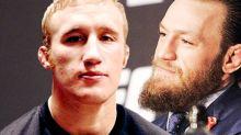 Justin Gaethje blasts Conor McGregor, defends Dana White