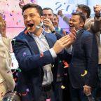 Ukraine Elects Comedian Volodymyr Zelenskiy As President