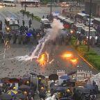 Hong Kong protests take a dangerous turn
