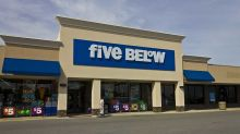 Five Below Tests Buy Point Amid Strong Confidence In Growth Trends