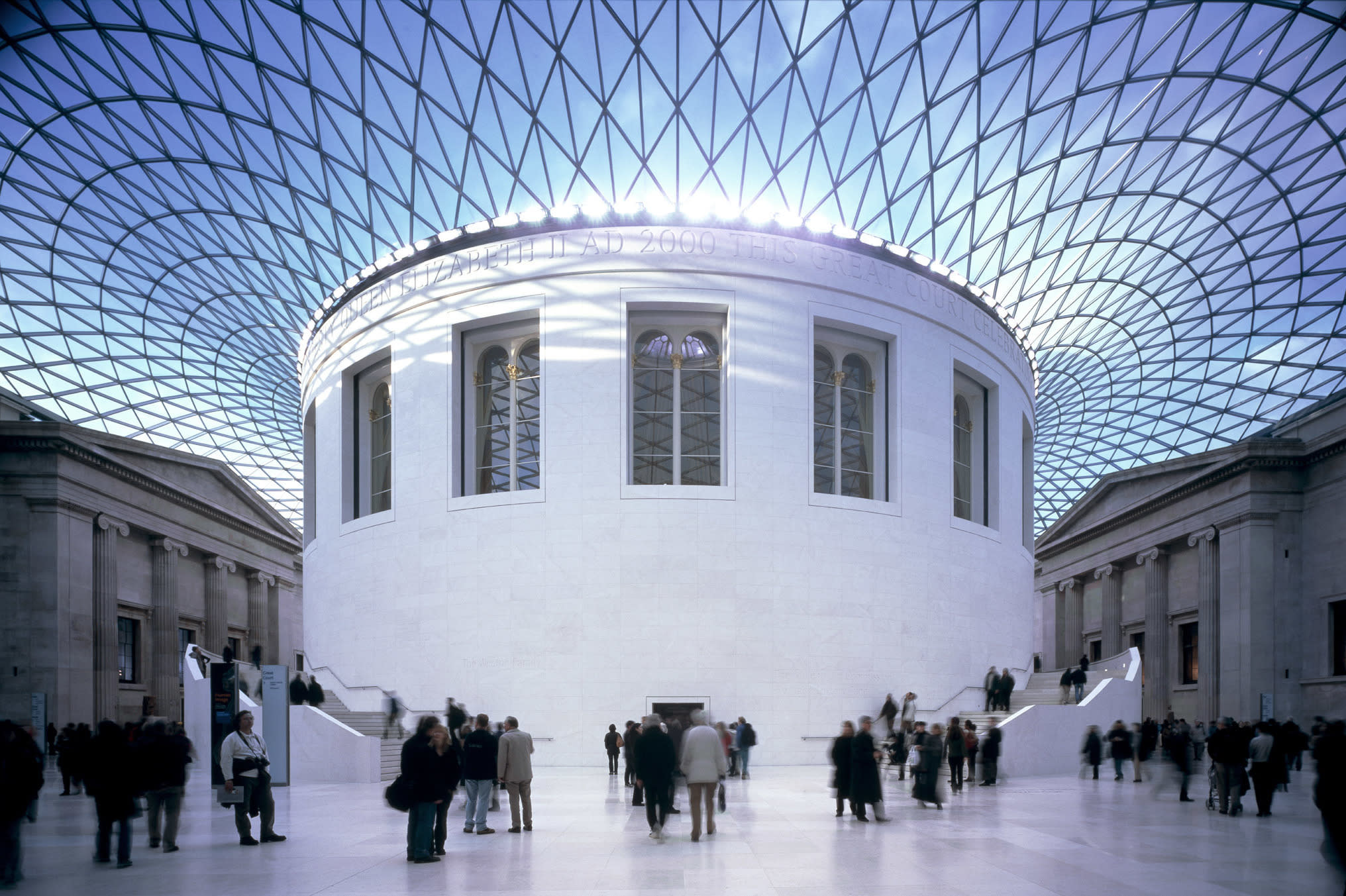 """<p>The <a href=""""http://www.britishmuseum.org/"""" target=""""_blank"""">British Museum</a> was founded in 1753 and was the first national public museum in the world. The museum is home to a host of interesting exhibits from countries all over the world, including the iconic Rosetta Stone and the Parthenon Sculptures among many others.</p>"""