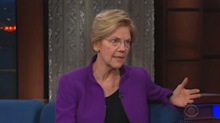 Elizabeth Warren won't trust AG Barr's judgment on Mueller report until she sees it