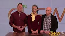 """The Hosts of """"The Chew"""" Gave a Statement on Camera About Mario Batali"""