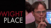 'A Quiet Place' mashup makes Dwight from 'The Office' hilariously terrifying